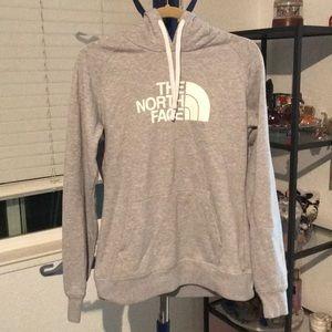 North Face hoodie. Size Medium